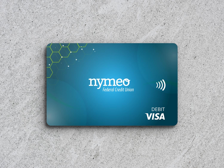 Nymeo Visa Credit Card