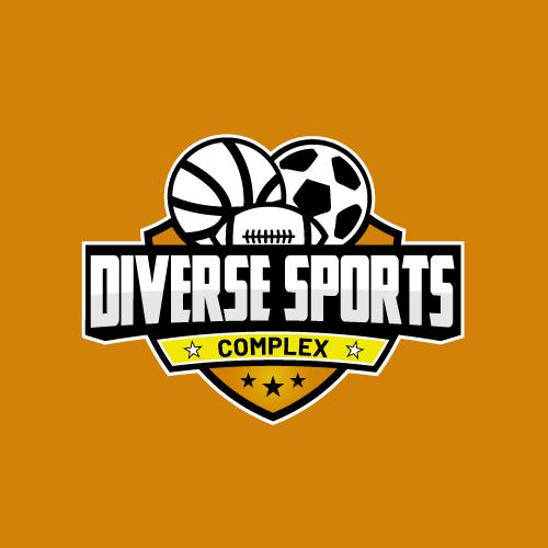 Diverse Sports Complex Tile