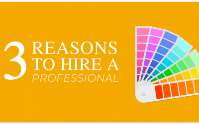 3 Reasons to Hire a Professional